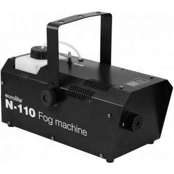 EUROLITE N-110B Fog Machine black #4