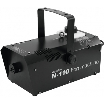 EUROLITE N-110B Fog Machine black #5