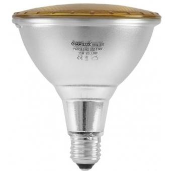 OMNILUX PAR-38 230V SMD 15W E-27 LED yellow