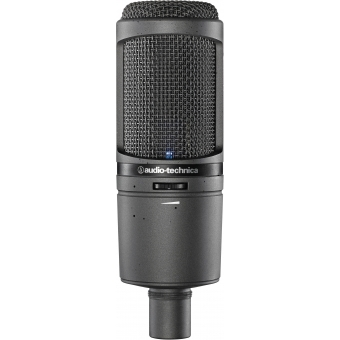 Microfon studio Audio-Technica AT2020USBi