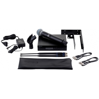 Sistem Wireless Shure QLX-D 24/BETA58 #10