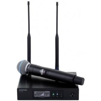 Sistem Wireless Shure QLX-D 24/BETA58