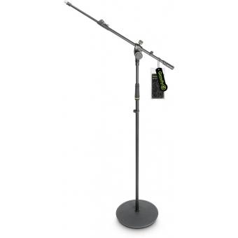 Stativ microfon baza rotunda Gravity MS 2322 B