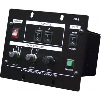 EUROLITE CH-2 Strobe Control