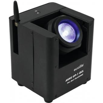 EUROLITE AKKU UP-1 QCL Flex Spot QuickDMX #2