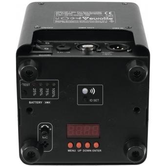 EUROLITE AKKU UP-1 QCL Flex Spot QuickDMX #5