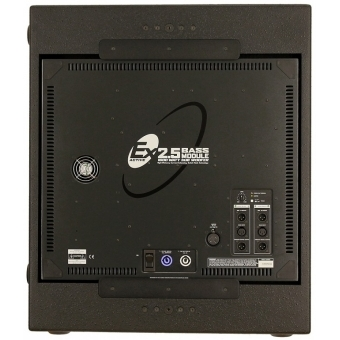 EX2.5 MkII - Low Frequency Solution #3