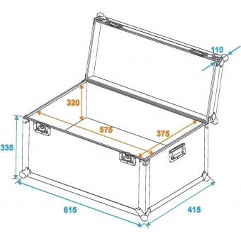 ROADINGER Universal Transport Case 60x40cm #2