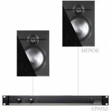 CERRA6.2E/B - Small Background Set Epa152 & 2x Mero6 - Black