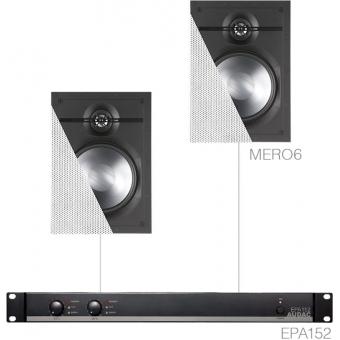 CERRA6.2E/W - Small Background Set Epa152 & 2x Mero6 - White