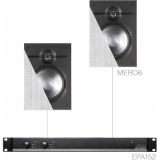 CERRA6.2E/W - Small Background Set Epa152 & 2x Mero6 - White