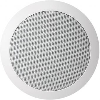 CS75D/W - Quick Fit 2way Ceiling Speaker 30w/16 Ohm - Ral9010