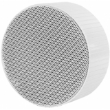 CSS556/W - Surface Mount Ceiling Speaker 6w/100v - Ral9010
