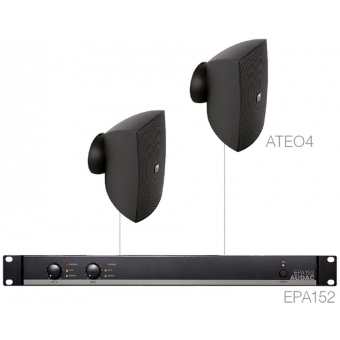 FESTA4.2E/B - Small Foreground Set 2x Ateo4 + Epa152 - Black