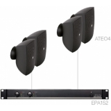 FESTA4.4E/B - Small Foreground Set 4x Ateo4 + Epa152 - Black