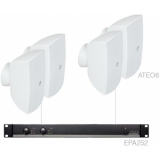 FESTA6.4E/W - Medium Foreground Set 4x Ateo6 + Epa252 - White