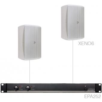 FESTA7.2E/W - 2 x XENO6 + EPA252 - White