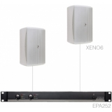 FESTA7.2E/W - Medium Foreground Set 2x Xeno6 + Epa252 - White