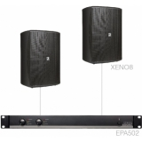 FESTA8.2E/B - Medium Foreground Set 2x Xeno8 + Epa502 - Black