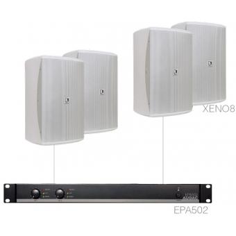 FESTA8.4E/W - Medium Foreground Set 4x Xeno8 + Epa502 - White