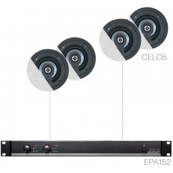 SENSO5.4E/W - Small Background Epa152 & 4x Celo5 - White