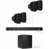 SUBLI2.5E/B - Compact Background Set 4xateo2 & Baso10 & Epa104 - Black