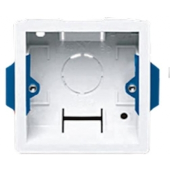 WB3102/FG - Wall mounting box Flush mount - hollow wall