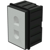 WMM20 - Mero2 In-wall Box For Concrete Or Brick Wall Incl Styrofoam