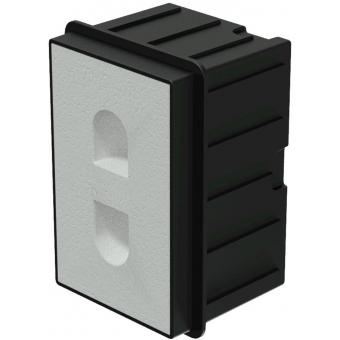 WMM20 - Mero2 In-wall Box For Concrete Or Brick Wall Incl Styrofoam