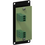 CASY138/B - Casy 1 Space Line Level 2 X 3-pin Tb To 3-pin Tb - Black