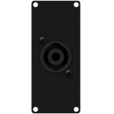 CASY141/B - Casy 1 Space With Speakon To 4-pin Tb - Black