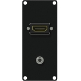 CASY152/B - Casy 1 Space Hdmi & 3.5mm Jackgender - Black
