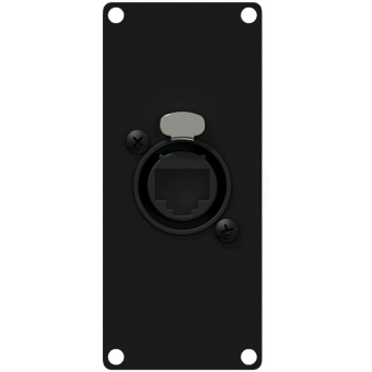 CASY167/B - Casy 1 Space Ethercon To Rj45 - Black