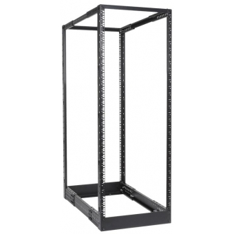 "DPR932/B - 4-post Open Frame 19"" Rack - 32 Unit - 550~950mm"