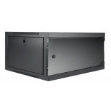 "EPR406/B - Economy Wall Mounted 19"" Cabinet - 6 Unit - 450 Mm"