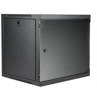 "EPR412/B - Economy Wall Mounted 19"" Cabinet - 12 Unit - 450 Mm"