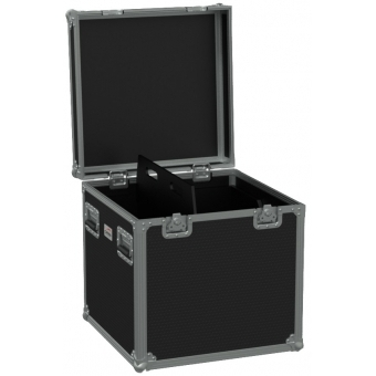 FCE066H/B - Flight Case Euro 600x600x620mm With Hinge Cover - Black #3