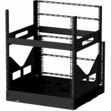 "GPR412/B - Slide-out 19"" Rack - 12 Unit - 420mm"