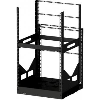 """GPR418/B - Slide-out 19"""" Rack - 18 Unit - 420 Mm"""
