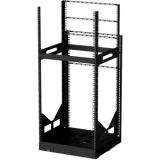 "GPR424/B - Slide-out 19"" Rack - 24 Unit - 420 Mm"