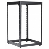"OPR518/B - Wall Mounted 19"" Open Frame Rack - 18 Unit - 500mm"