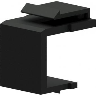 VCK10/B - Keystone Blind Plate - Black