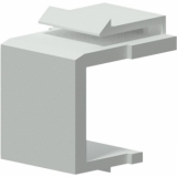 VCK10/W - Keystone Blind Plate - White