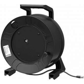 PRX107/50 - Cable Reel With 75 Ohm Coaxialcable - 20awg - 50m