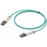FBL130/0.5 - Fiber Optic Lc/pc To Lc/pc Duplex 850nm/1300nm, Lshf - 0.5m