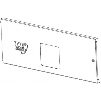 Security panel for EPAK2500R #2