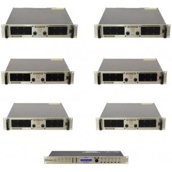 PSSO Amp Set for Line Array L MK2
