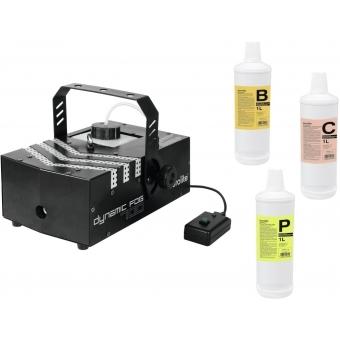 EUROLITE Set Dynamic Fog 700 + fluids