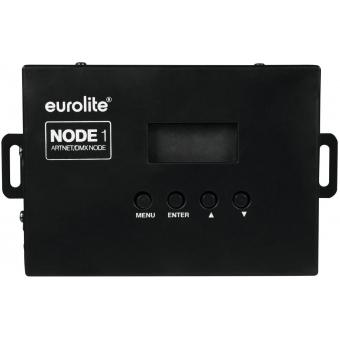 EUROLITE Set LED IP Pixel Strip 160 5m + Trafo + Artnet-DMX Node #9