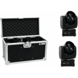 EUROLITE Set 2x LED TMH FE-300 Beam/Flower effect + Case